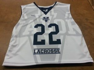 valor lacrosse pinnies colorado