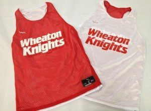 Wheaton Knights Lacrosse Pinnies