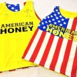 Girls American Flag Pinnies
