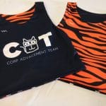 Tiger Stripe Reversible Jerseys