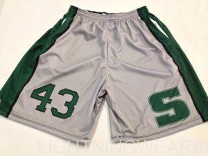 slippery rock lacrosse shorts