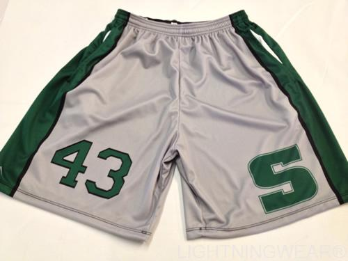 slippery rock lacrosse shorts