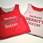 Sublimated Soccer Pinnies