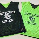 South County Stallions Lacrosse Pinnies – Lorton Virginia Pinnies