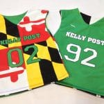 Kelly Post Lacrosse Jerseys