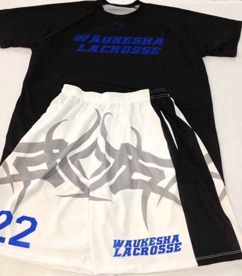 waukesha lacrosse uniforms