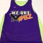 Custom Sublimated Basketball Jerseys