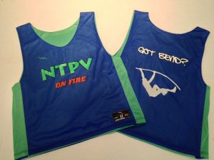Pole Vault Pinnies