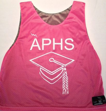 aphs seniors pinnies
