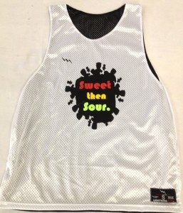 custom basketball pinnies