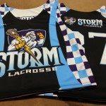 Custom American Made Lacrosse Jerseys
