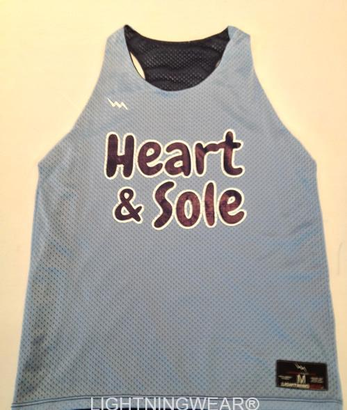 heart and sole pinnies