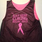 Just Keep Curing Pinnies – Custom Cancer Pinnies