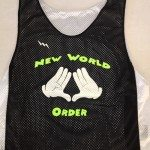 New World Order Lacrosse Pinnies