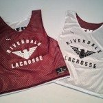 Riverdale Lacrosse Pinnies