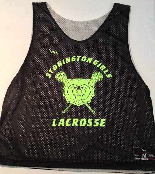 stonington girls lacrosse pinnies