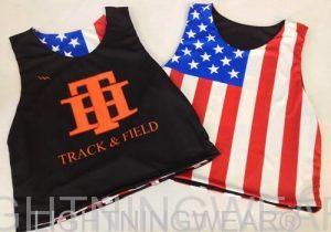 American Flag Track Jerseys