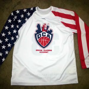 basketball shooter shirts