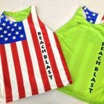 Beach Blast Soccer Pinnies