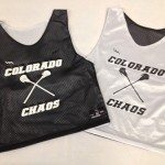 Colorado Chaos Pinnie – Custom Lacrosse Pinnies