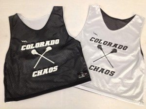 Colorado Chaos Pinnie