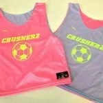 Design your Own Custom Soccer Pinnies