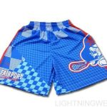 Custom Blue Lacrosse Shorts – Mens Lacrosse Shorts