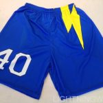 Royal Blue Lacrosse Shorts