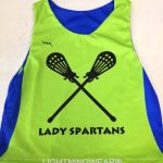 Girls Lacrosse Reversibles