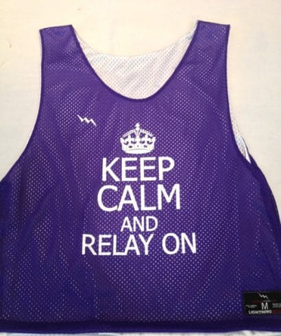 keep calm relay on