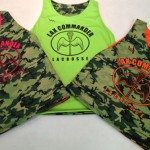 Lax Commander Pinnies