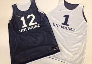 Unimainz Germany Womens Lacrosse Pinnies