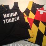 Maryland Flag Basketball Jerseys