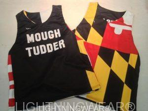 Maryland Flag Basketball Jerseys