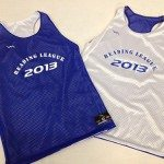 Reading League Pinnies