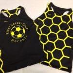 Soccer Pinnies Girls
