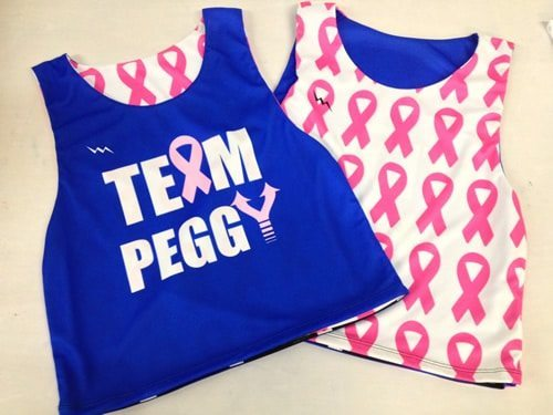 team peggy pinnies