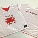 Wales Lacrosse Pinnies – Custom Collegiate Lacrosse Pinnie