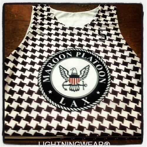 custom lacrosse pinnies