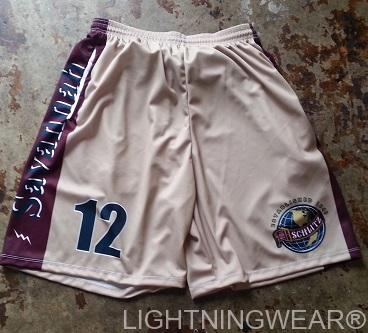custom lacrosse shorts savannah