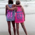 Friends Pinnies – Personalized Lax Pinnies