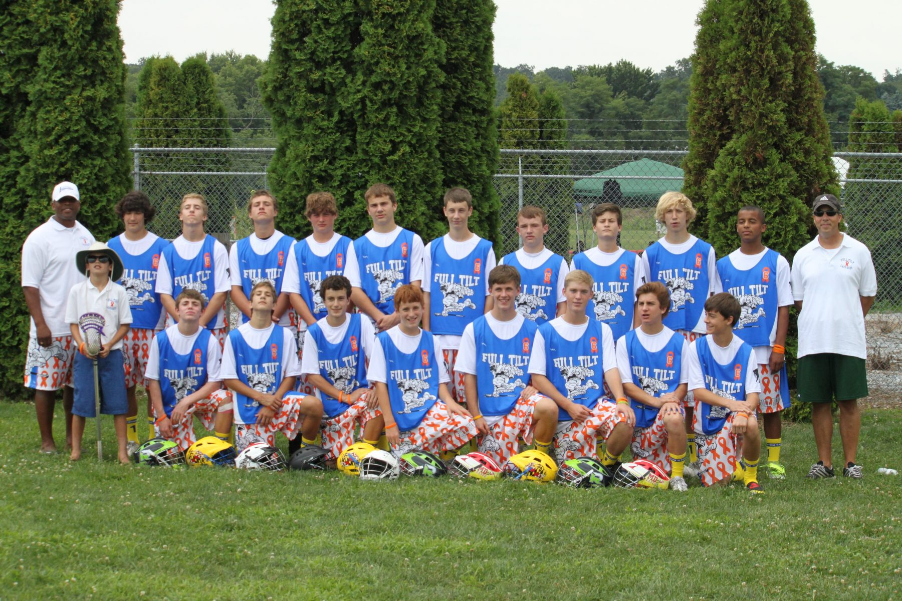 full tilt lacrosse team