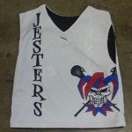 Jesters Lacrosse Pinnies