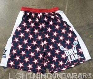 dmv lacrosse shorts