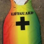 Rasta Print Lifeguard Pinnies