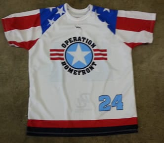 custom flag shooter shirts