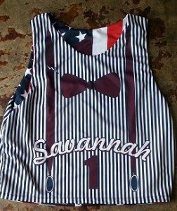 savannah pinnies lacrosse