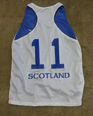 team scotland uniforms