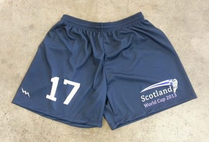 team scotland womens lacrosse shorts