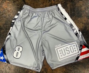team uso lacrosse shorts